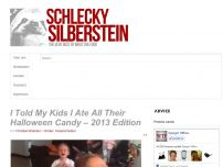 Bild zum Artikel: I Told My Kids I Ate All Their Halloween Candy – 2013 Edition