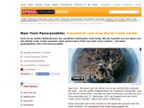 Bild zum Artikel: New-York-Panoramafoto: Traumblick vom One World Trade Center