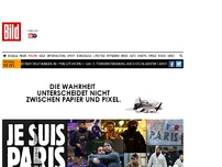 "Bild zum Artikel: US-Raketen auf ISIS - ""From Paris with Love"""